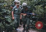 Image of 25th Infantry Division soldiers Vietnam Cu Chi, 1967, second 54 stock footage video 65675022783