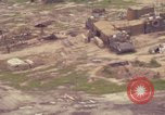 Image of 25th Infantry Base Division Base Camp Vietnam, 1967, second 32 stock footage video 65675022786