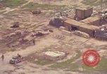 Image of 25th Infantry Base Division Base Camp Vietnam, 1967, second 37 stock footage video 65675022786