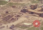 Image of 25th Infantry Base Division Base Camp Vietnam, 1967, second 38 stock footage video 65675022786