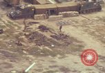 Image of 25th Infantry Base Division Base Camp Vietnam, 1967, second 46 stock footage video 65675022786