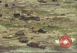 Image of 25th Infantry Base Division Base Camp Vietnam, 1967, second 57 stock footage video 65675022786