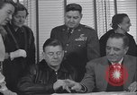 Image of Arthur Godfrey Greenland Thule Air Force Base, 1954, second 7 stock footage video 65675022794
