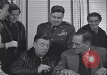 Image of Arthur Godfrey Greenland Thule Air Force Base, 1954, second 10 stock footage video 65675022794