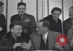 Image of Arthur Godfrey Greenland Thule Air Force Base, 1954, second 12 stock footage video 65675022794