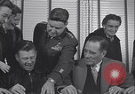 Image of Arthur Godfrey Greenland Thule Air Force Base, 1954, second 14 stock footage video 65675022794