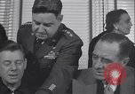 Image of Arthur Godfrey Greenland Thule Air Force Base, 1954, second 24 stock footage video 65675022794