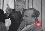 Image of Arthur Godfrey Greenland Thule Air Force Base, 1954, second 32 stock footage video 65675022794