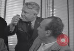 Image of Arthur Godfrey Greenland Thule Air Force Base, 1954, second 33 stock footage video 65675022794