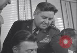 Image of Arthur Godfrey Greenland Thule Air Force Base, 1954, second 48 stock footage video 65675022794
