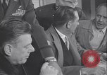 Image of Arthur Godfrey Greenland Thule Air Force Base, 1954, second 55 stock footage video 65675022794