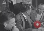 Image of Arthur Godfrey Greenland Thule Air Force Base, 1954, second 57 stock footage video 65675022794