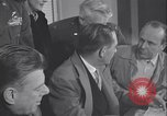 Image of Arthur Godfrey Greenland Thule Air Force Base, 1954, second 58 stock footage video 65675022794
