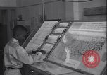 Image of Pentagon operations rooms Washington DC USA, 1953, second 25 stock footage video 65675022810