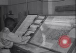Image of Pentagon operations rooms Washington DC USA, 1953, second 27 stock footage video 65675022810