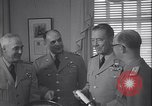 Image of Pentagon operations rooms Washington DC USA, 1953, second 55 stock footage video 65675022810