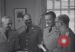 Image of Pentagon operations rooms Washington DC USA, 1953, second 56 stock footage video 65675022810
