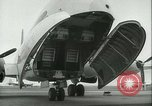 Image of C-124 Globemaster II New Mexico United States USA, 1953, second 10 stock footage video 65675022819