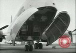 Image of C-124 Globemaster II New Mexico United States USA, 1953, second 11 stock footage video 65675022819
