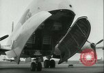 Image of C-124 Globemaster II New Mexico United States USA, 1953, second 12 stock footage video 65675022819