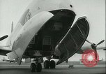 Image of C-124 Globemaster II New Mexico United States USA, 1953, second 13 stock footage video 65675022819