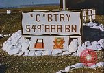 Image of 549th AAA Battalion Greenland, 1954, second 9 stock footage video 65675022833