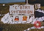 Image of 549th AAA Battalion Greenland, 1954, second 10 stock footage video 65675022833