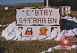 Image of 549th AAA Battalion Greenland, 1954, second 11 stock footage video 65675022833