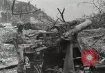 Image of 5th Marine Regiment, 1st Marine Division, in action against Japanese f Peleliu Palau Islands, 1944, second 45 stock footage video 65675022859