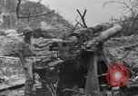 Image of 5th Marine Regiment, 1st Marine Division, in action against Japanese f Peleliu Palau Islands, 1944, second 47 stock footage video 65675022859