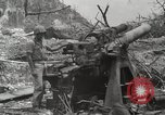 Image of 5th Marine Regiment, 1st Marine Division, in action against Japanese f Peleliu Palau Islands, 1944, second 51 stock footage video 65675022859