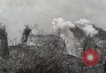 Image of 5th Marine Regiment, 1st Marine Division, in action against Japanese f Peleliu Palau Islands, 1944, second 55 stock footage video 65675022859