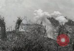 Image of 5th Marine Regiment, 1st Marine Division, in action against Japanese f Peleliu Palau Islands, 1944, second 56 stock footage video 65675022859