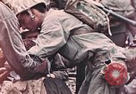 Image of United States Marines Peleliu Palau Islands, 1944, second 12 stock footage video 65675022865