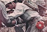 Image of United States Marines Peleliu Palau Islands, 1944, second 13 stock footage video 65675022865