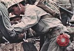 Image of United States Marines Peleliu Palau Islands, 1944, second 14 stock footage video 65675022865