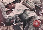 Image of United States Marines Peleliu Palau Islands, 1944, second 15 stock footage video 65675022865