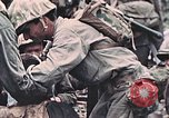 Image of United States Marines Peleliu Palau Islands, 1944, second 17 stock footage video 65675022865
