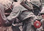 Image of United States Marines Peleliu Palau Islands, 1944, second 21 stock footage video 65675022865