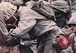 Image of United States Marines Peleliu Palau Islands, 1944, second 25 stock footage video 65675022865