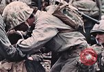Image of United States Marines Peleliu Palau Islands, 1944, second 26 stock footage video 65675022865