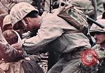 Image of United States Marines Peleliu Palau Islands, 1944, second 27 stock footage video 65675022865