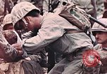 Image of United States Marines Peleliu Palau Islands, 1944, second 28 stock footage video 65675022865