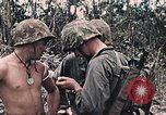 Image of United States Marines Peleliu Palau Islands, 1944, second 56 stock footage video 65675022865