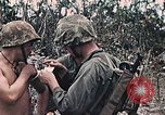 Image of United States Marines Peleliu Palau Islands, 1944, second 58 stock footage video 65675022865
