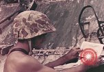 Image of 5th Marine Regiment Peleliu Palau Islands, 1944, second 4 stock footage video 65675022870