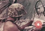 Image of 5th Marine Regiment Peleliu Palau Islands, 1944, second 7 stock footage video 65675022870