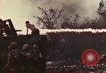 Image of 5th Marine Regiment Peleliu Palau Islands, 1944, second 60 stock footage video 65675022870