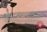 Image of Waterfront destruction  Palau Islands, 1944, second 5 stock footage video 65675022883