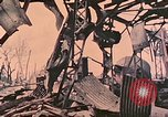 Image of Waterfront destruction  Palau Islands, 1944, second 38 stock footage video 65675022883